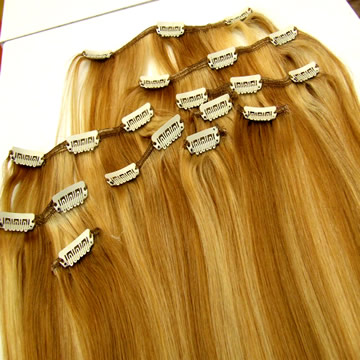 Clip-in-Hair-Extensions