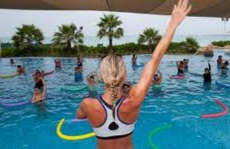 Aqua fun: γυμναστική, διασκέδαση …και ύδωρ