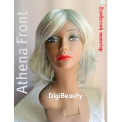 Περούκα συνθετική Athena