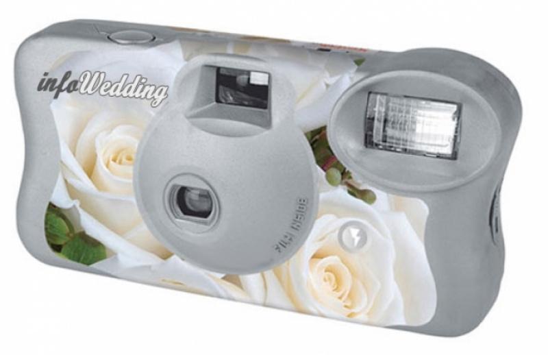 Φωτογραφικές μηχανές μιας χρήσης για την δεξίωσή σας !!!